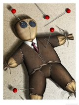 Voodoo Data Dolls – A Necessity for Tax Sanity
